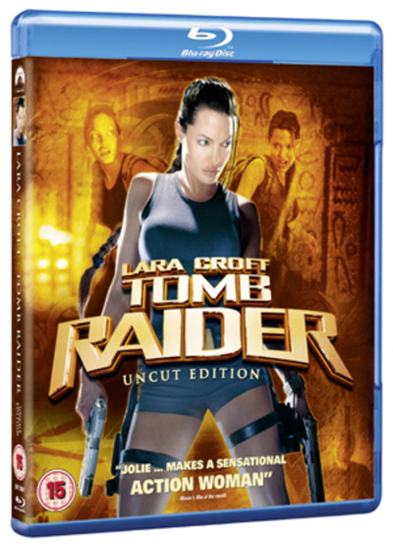 Lara Croft - Tomb Raider: Uncut Edition - 1
