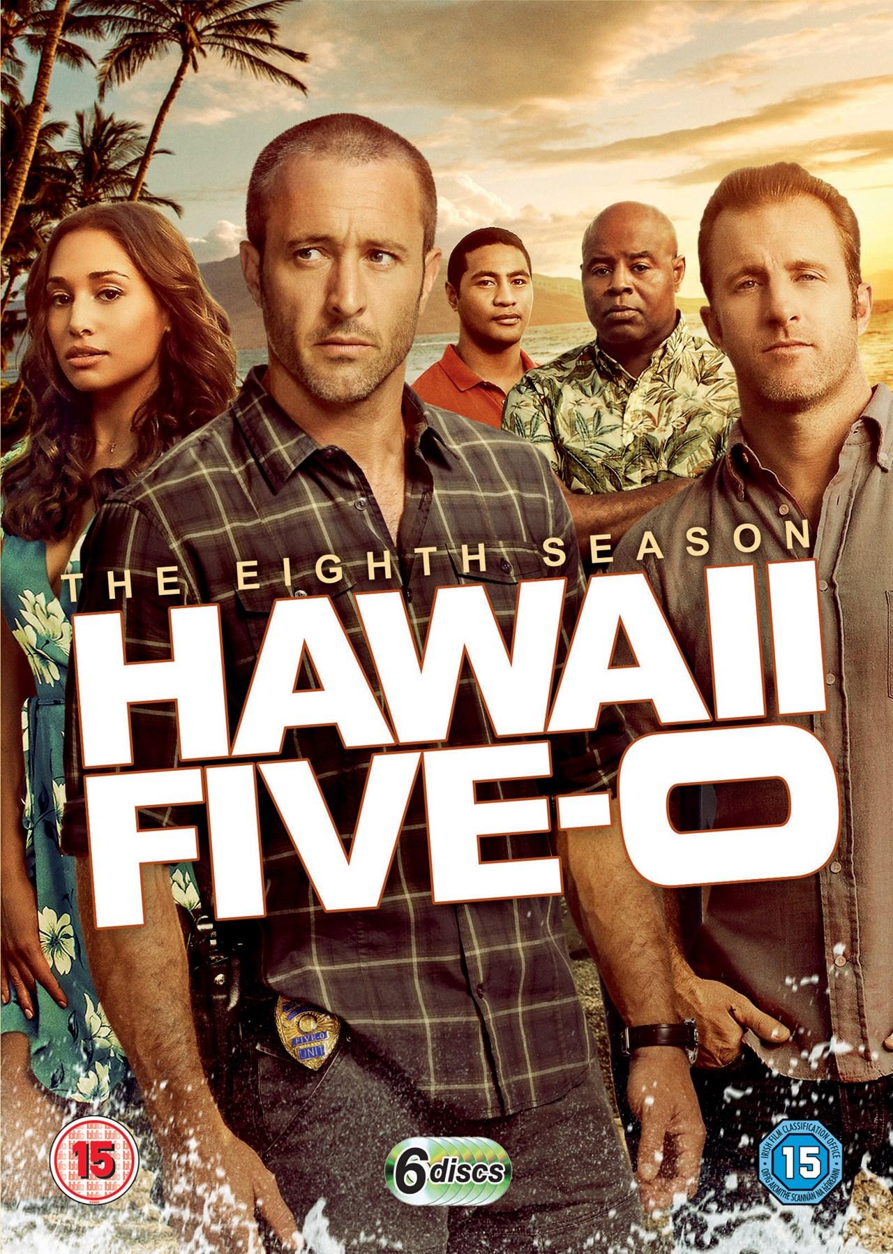 Hawaii Five-0: The Eighth Season - 1