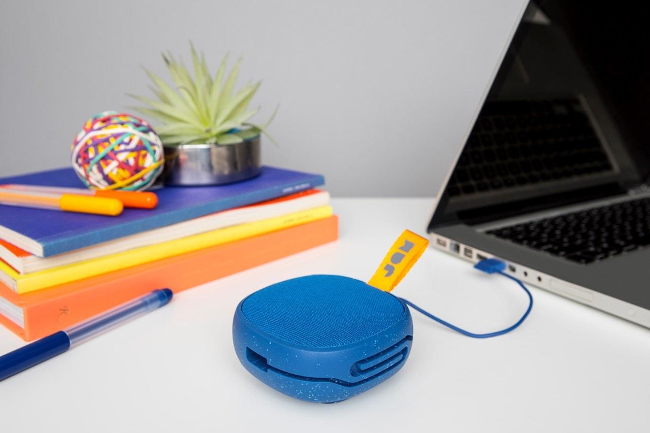 Jam Hang Up Blue Bluetooth Speaker - 3