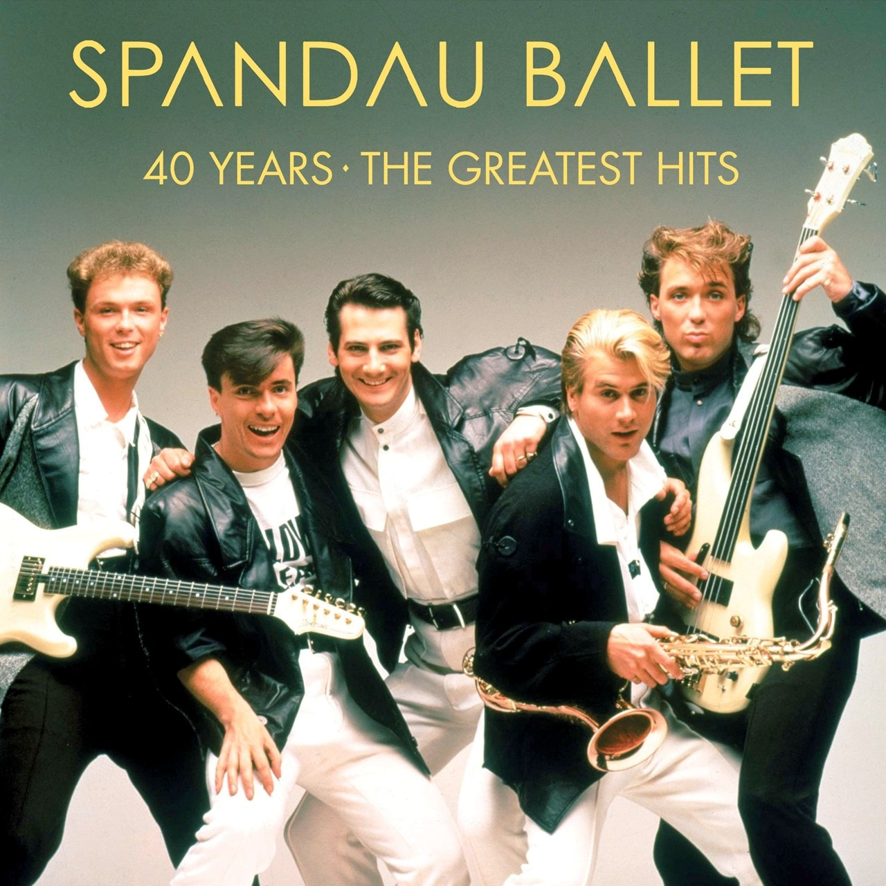 40 Years - The Greatest Hits - 1