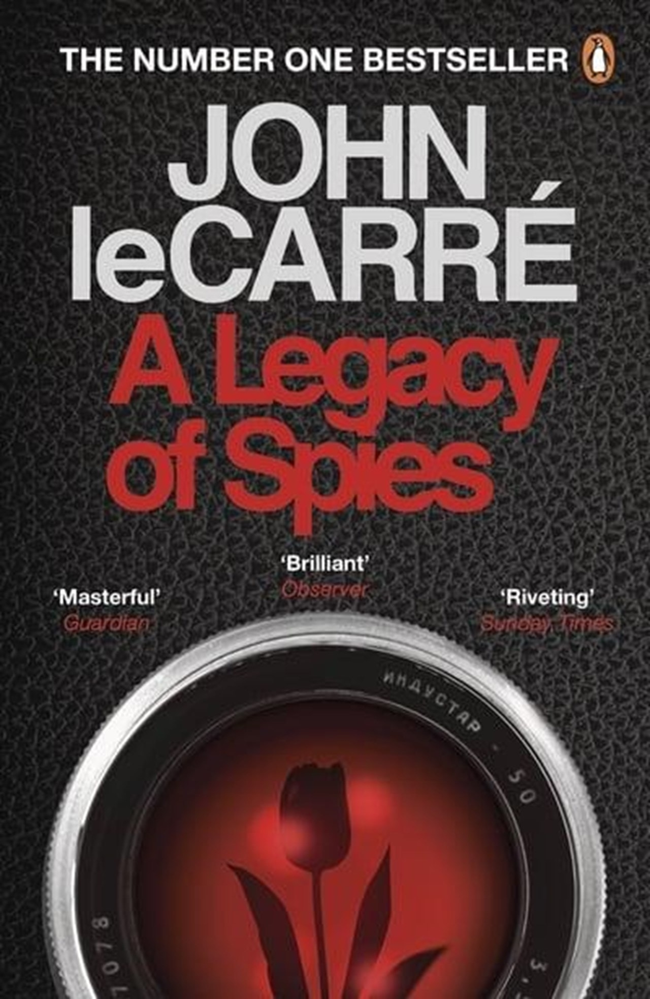 A Legacy of Spies - 1