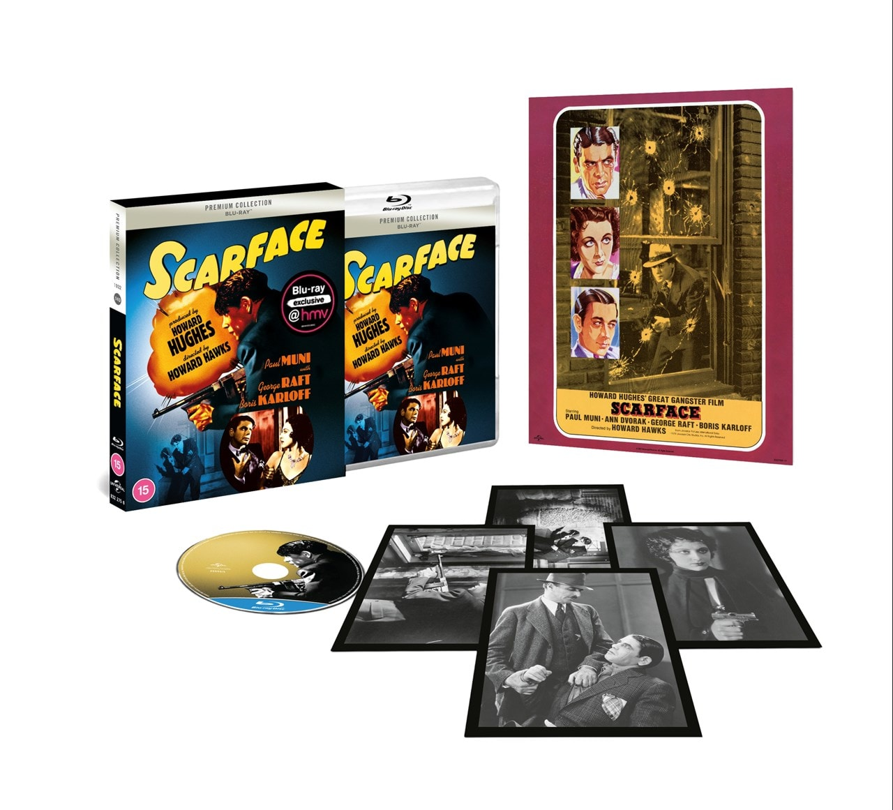 Scarface (hmv Exclusive) - The Premium Collection - 1