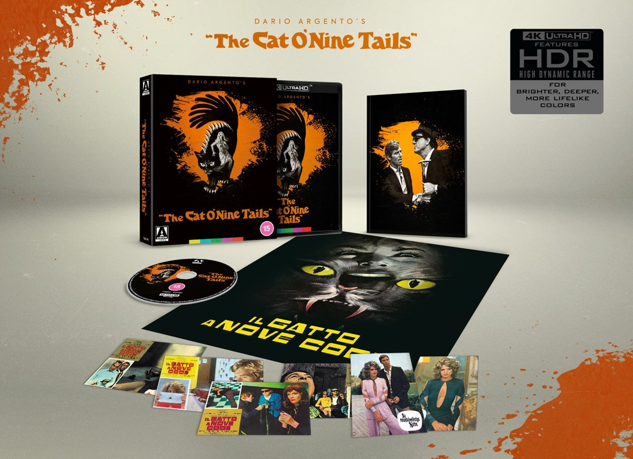The Cat O' Nine Tails Limited Collector's Edition - 1