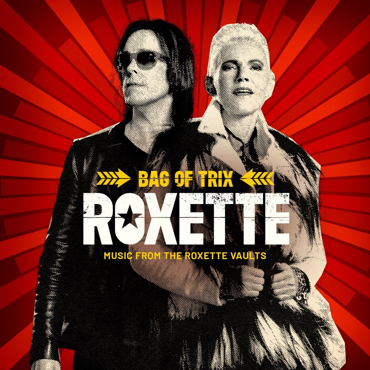 Bag of Trix: Music from the Roxette Vaults - 1