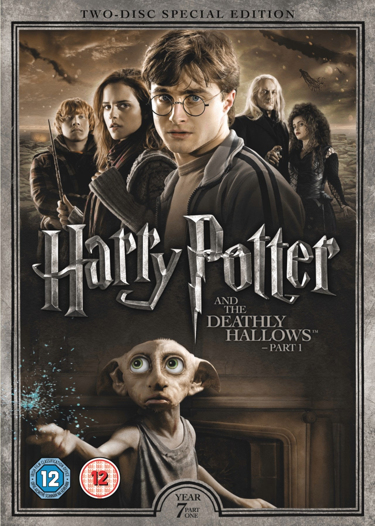 Harry Potter and the Deathly Hallows: Part 1 - 1