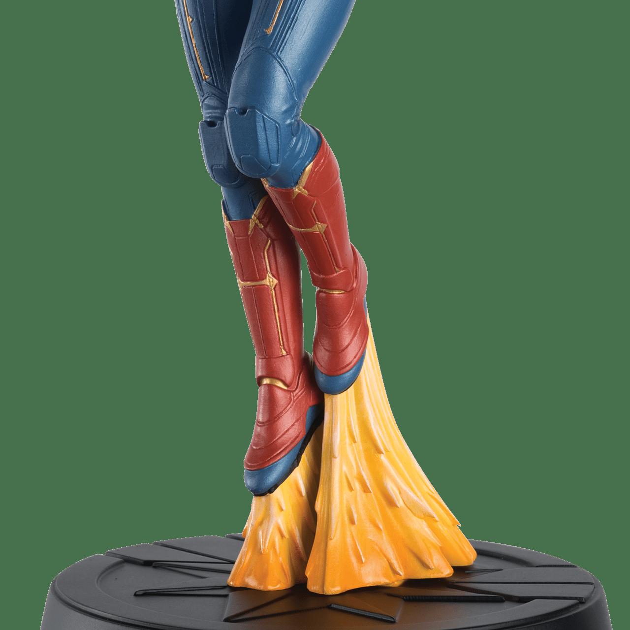 Captain Marvel: Marvel Mega Figurine (online only) Hero Collector - 4