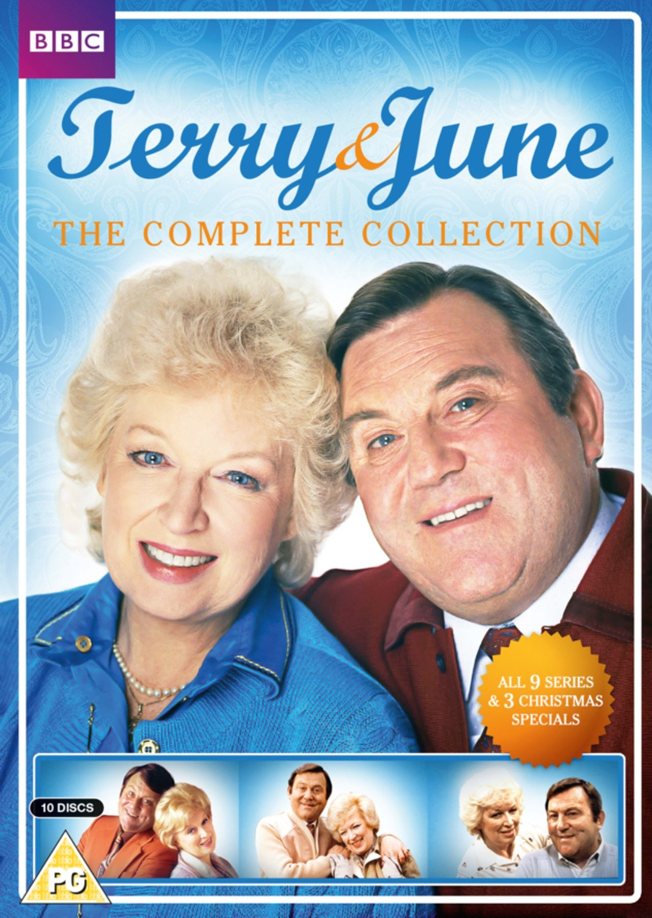 Terry and June: The Complete Collection - 1