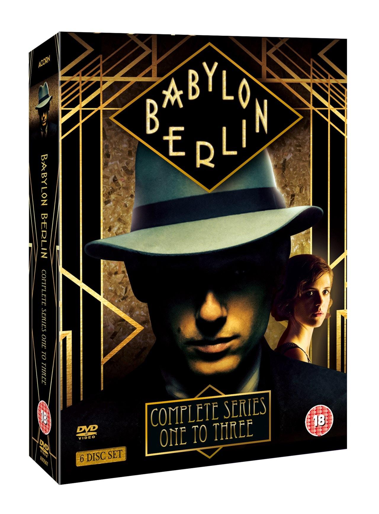 Babylon Berlin: Series One to Three - 2