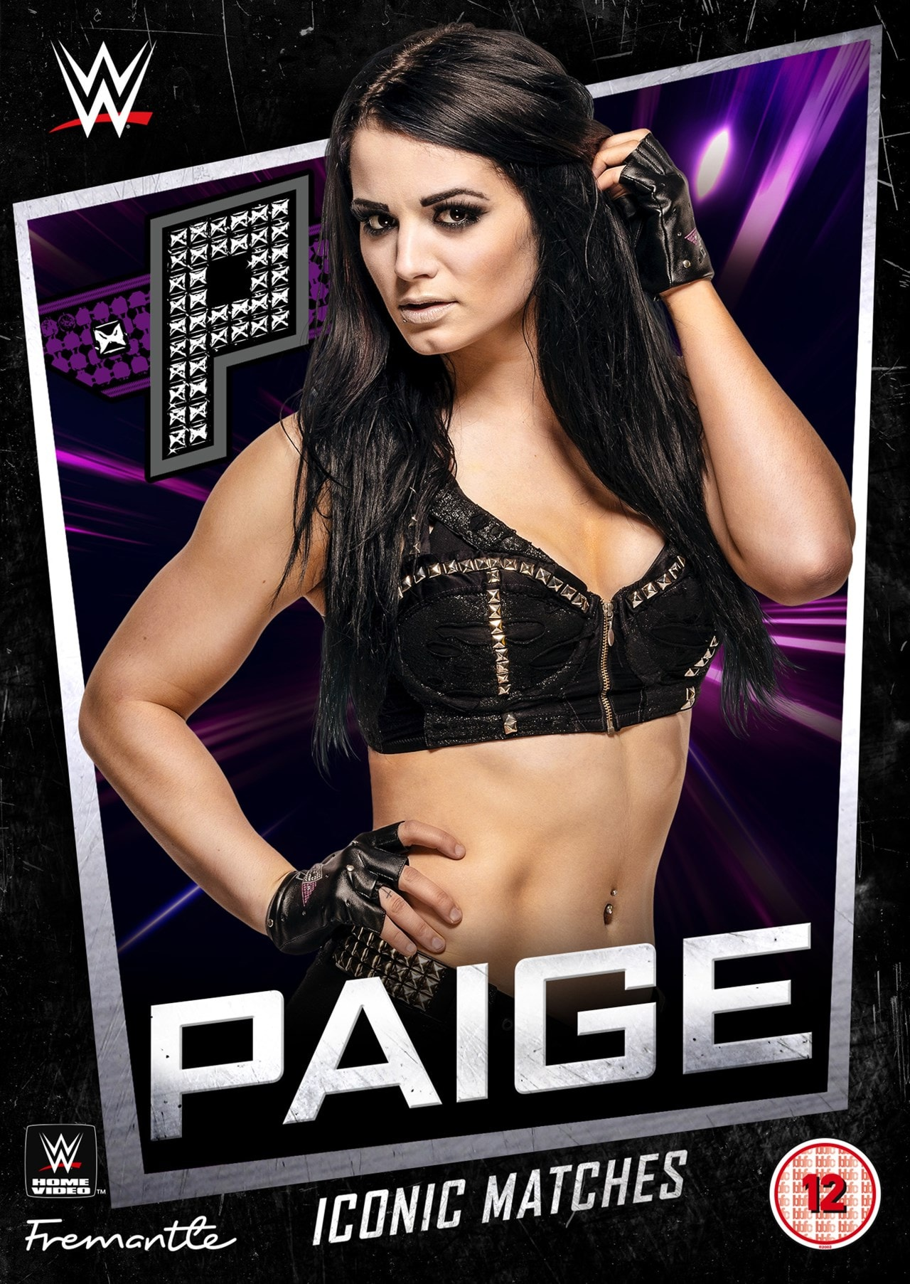 WWE: Paige - Iconic Matches - 1