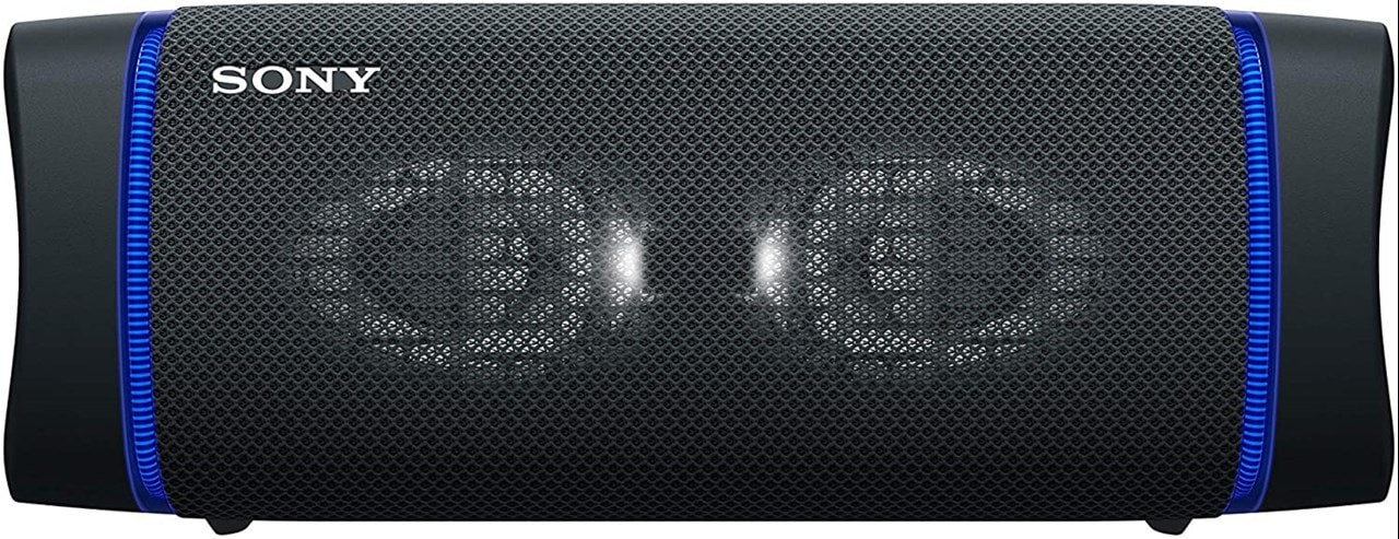Sony SRSXB33 Black Bluetooth Speaker - 1