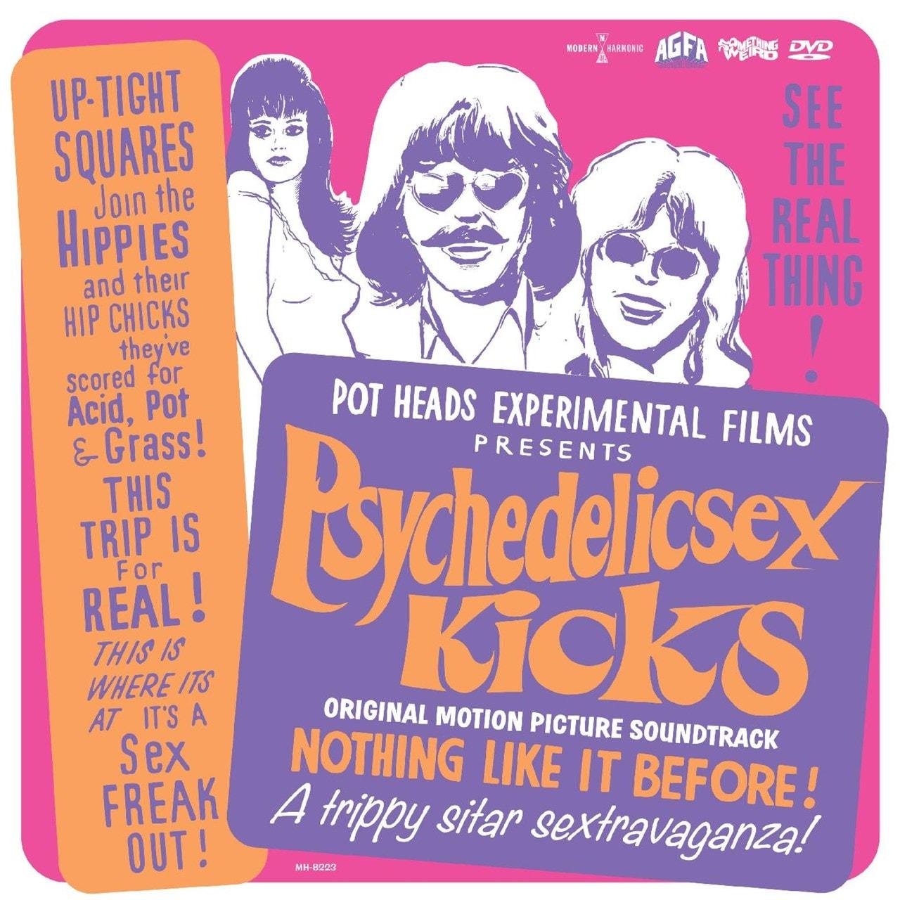 Psychedelic Sex Kicks - 1