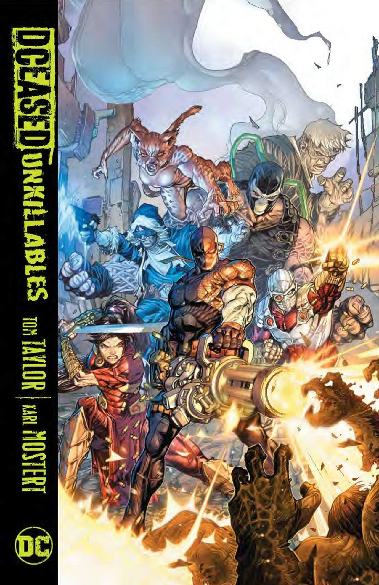 DCeased: The Unkillables - 1