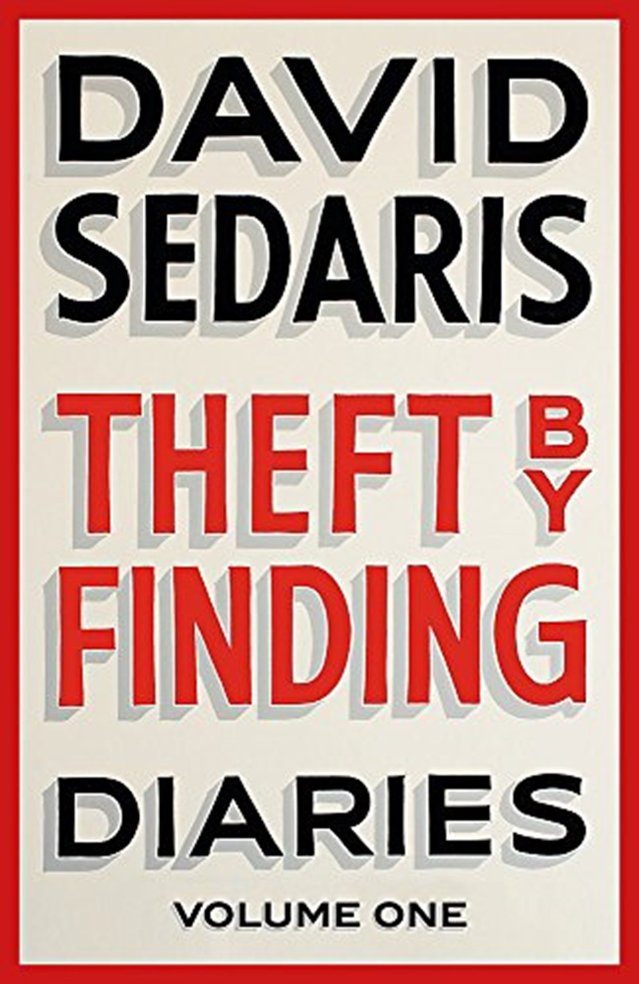 Theft By Finding Diaries - 1