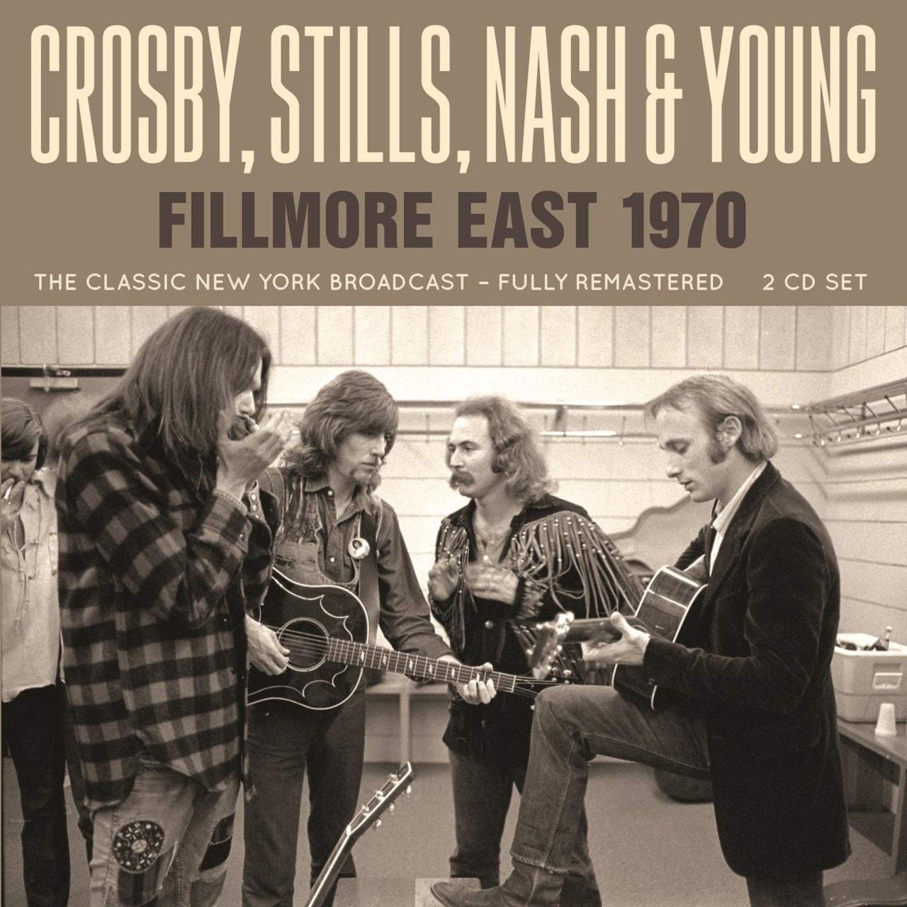 Fillmore East 1970 - 1