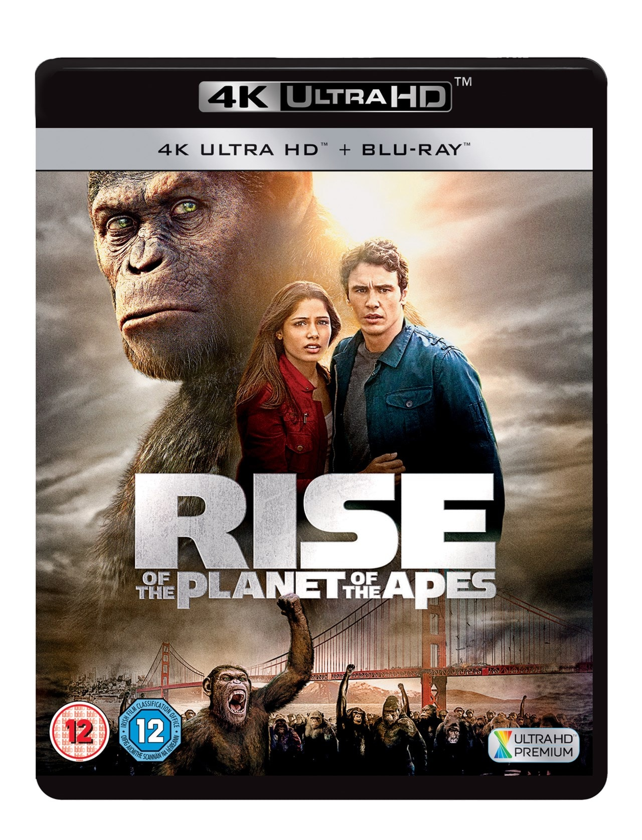 Rise of the Planet of the Apes - 1