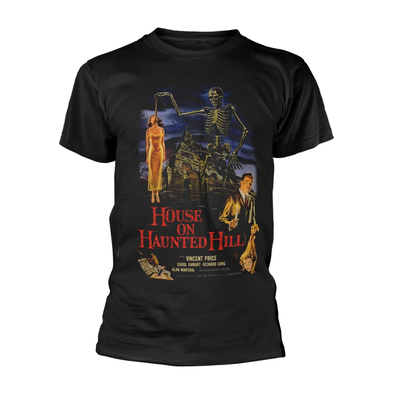 Plan 9: House On Haunted Hill (Large) - 1