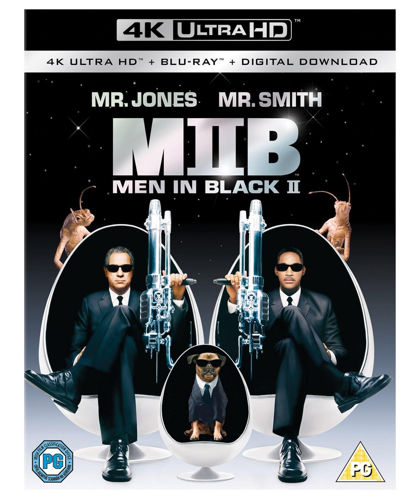 Men in Black 2 - 1