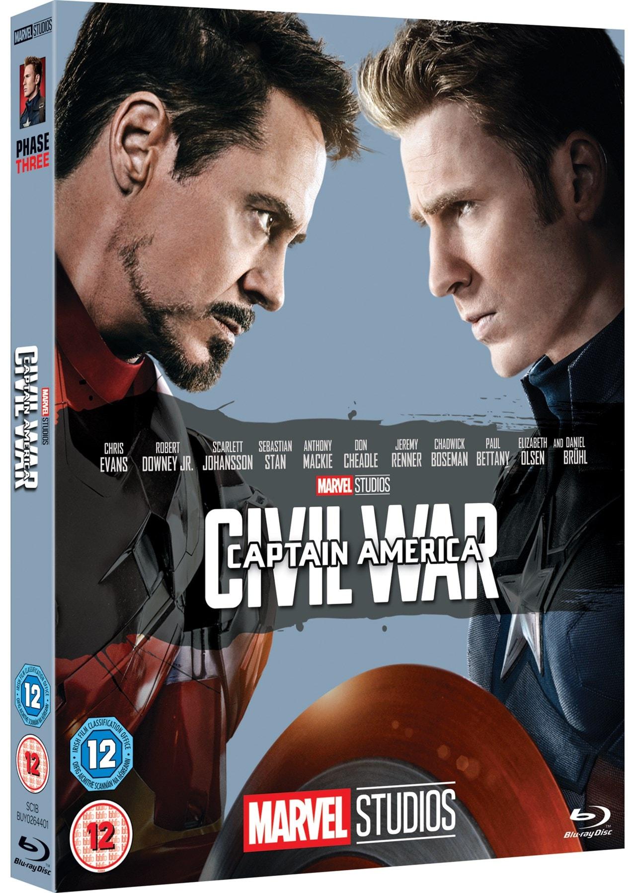 Captain America: Civil War - 2