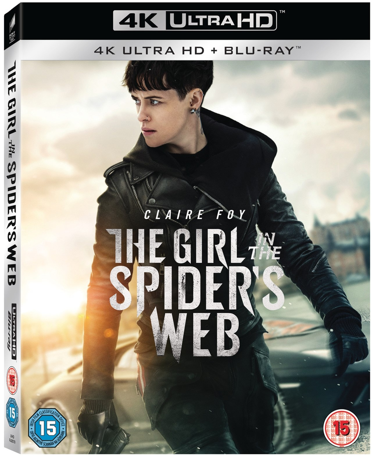 The Girl in the Spider's Web - 2