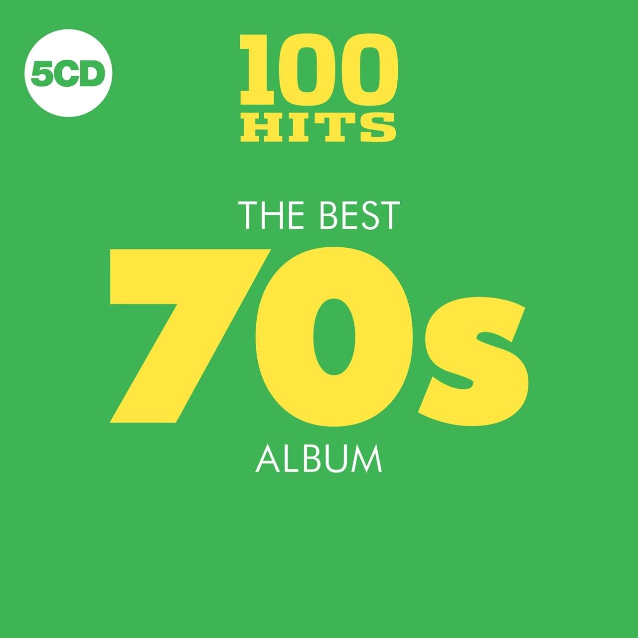 100 Hits: The Best 70s Album - 1