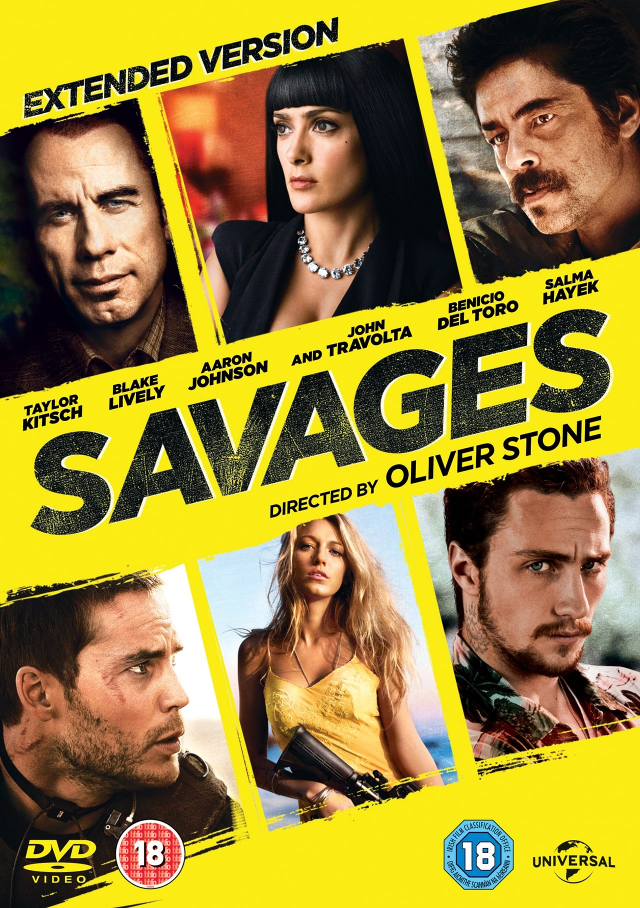 Savages: Extended Version - 1