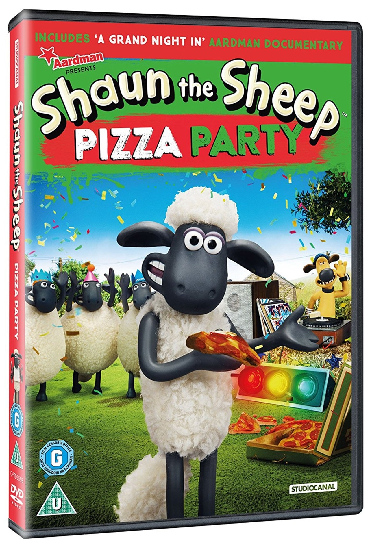 Shaun the Sheep: Pizza Party - 2