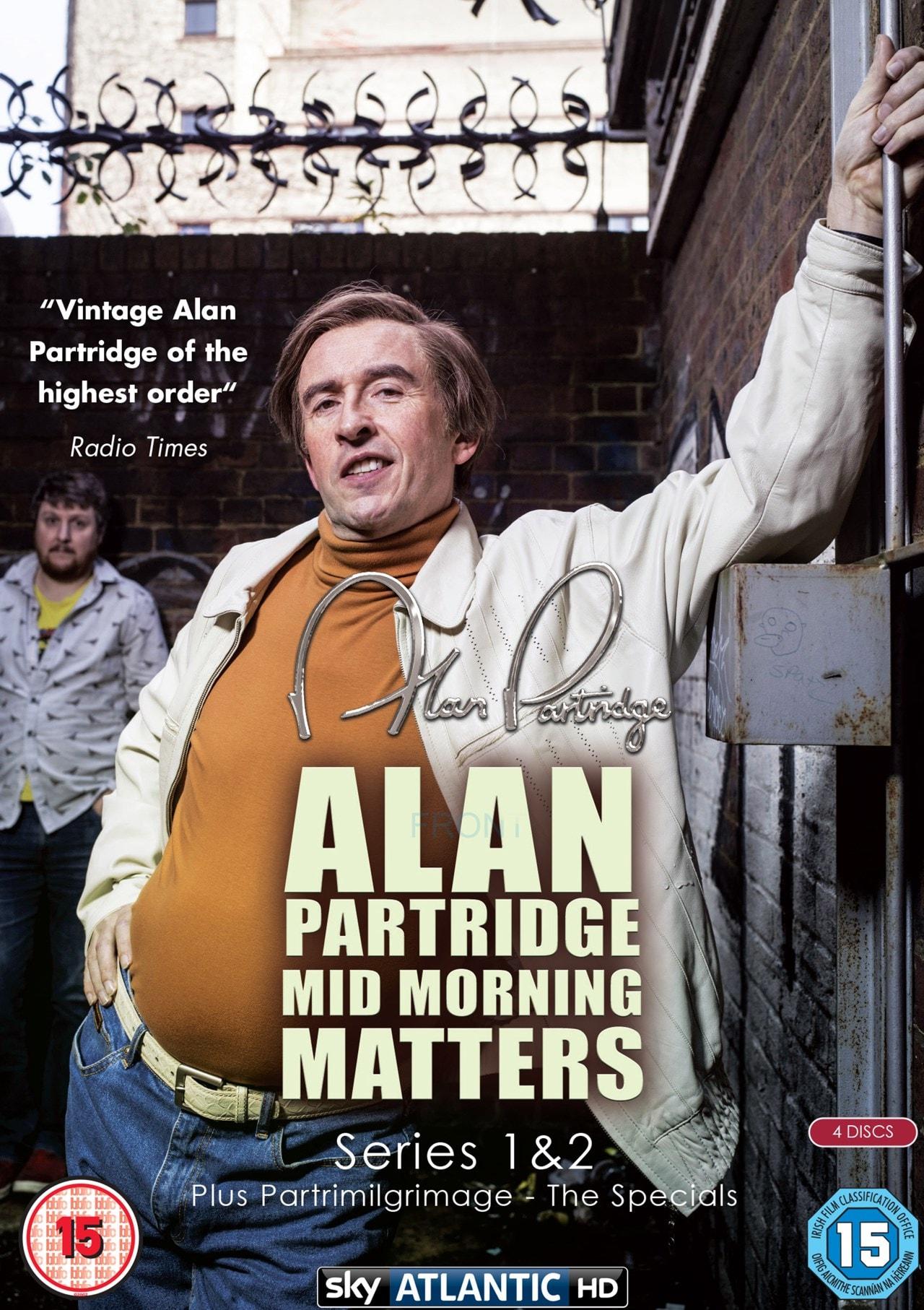 Alan Partridge: Mid Morning Matters - Series 1-2 - 1