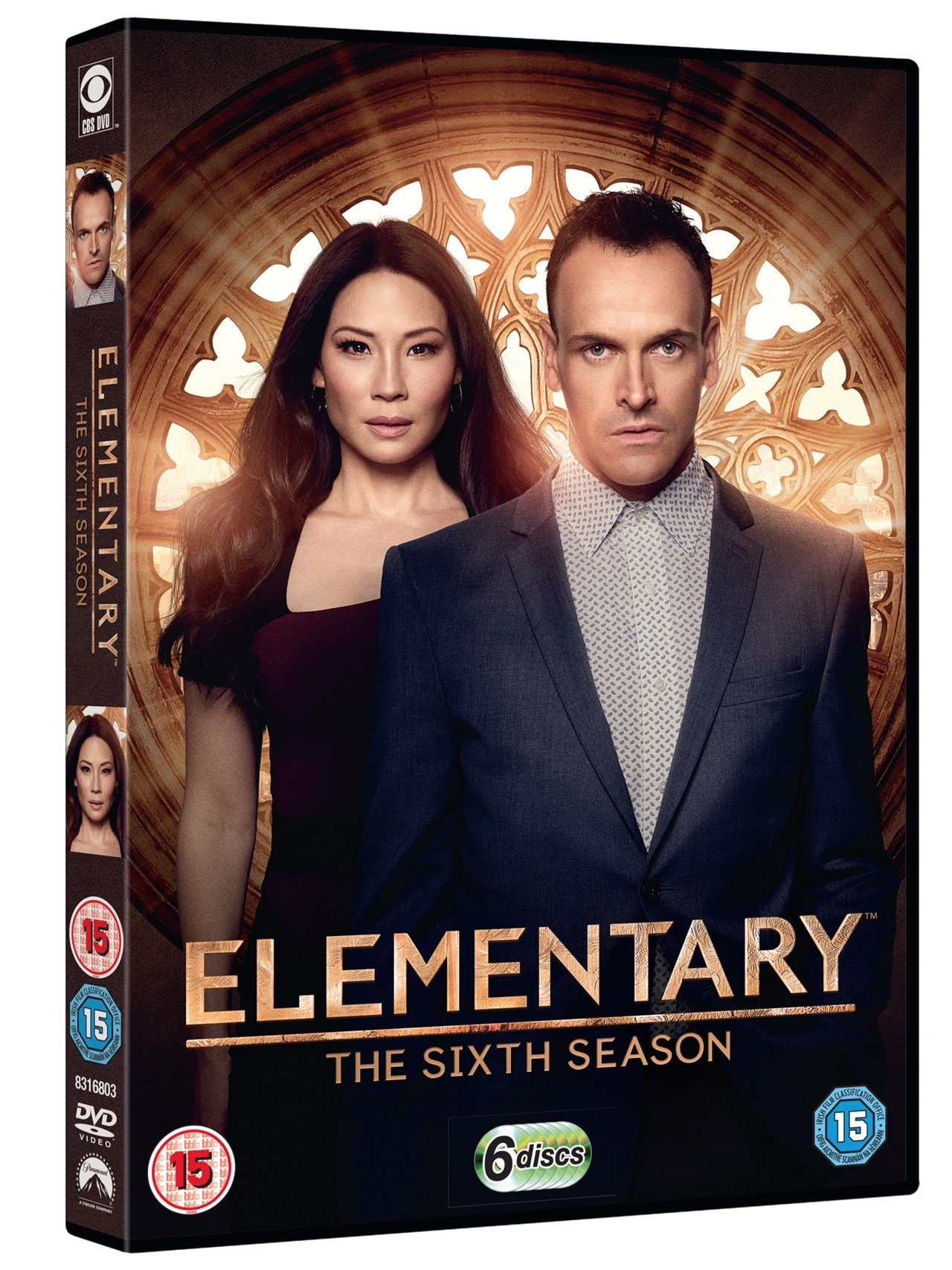 Elementary: The Sixth Season - 2