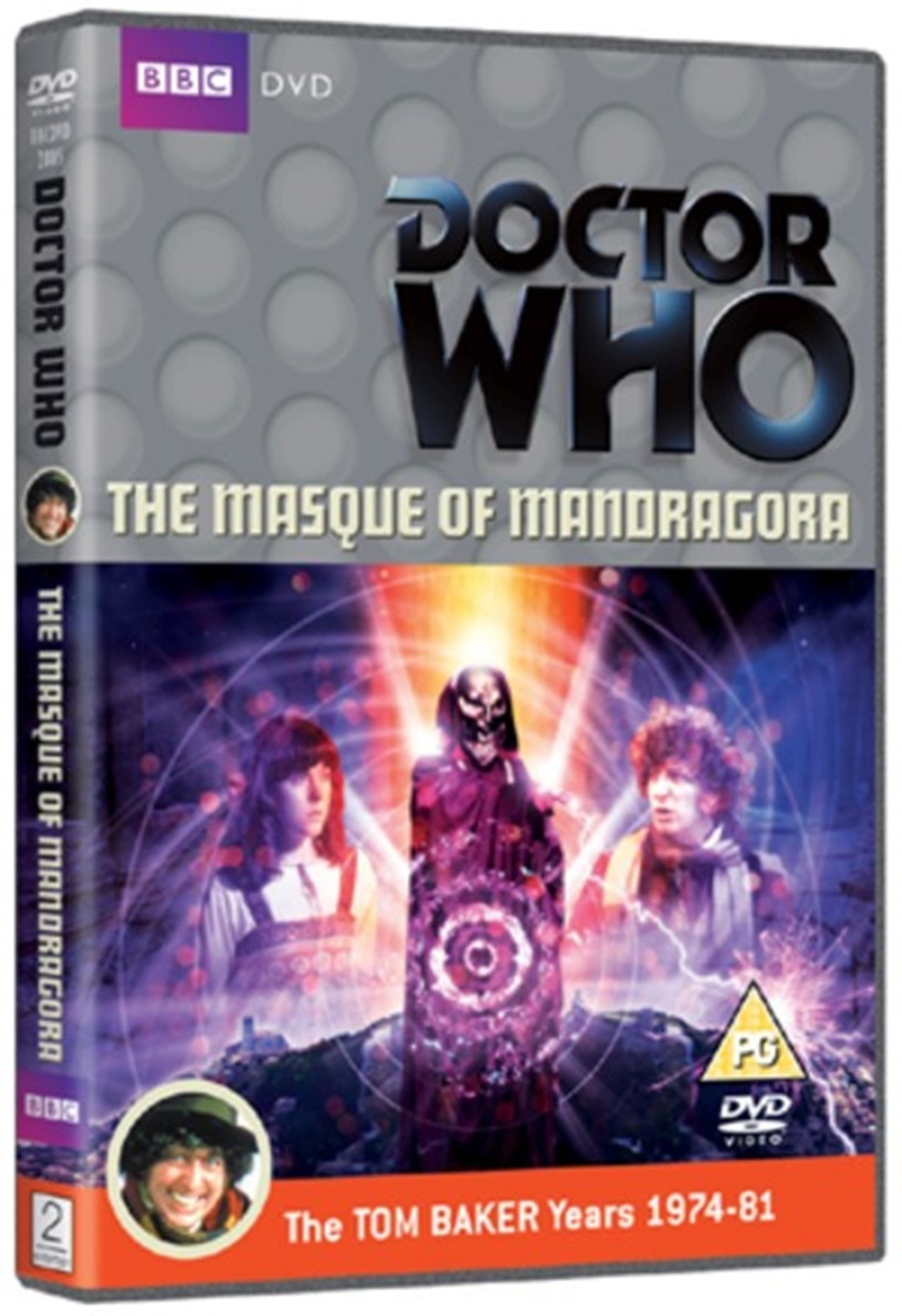 Doctor Who: The Masque of Mandragora - 1