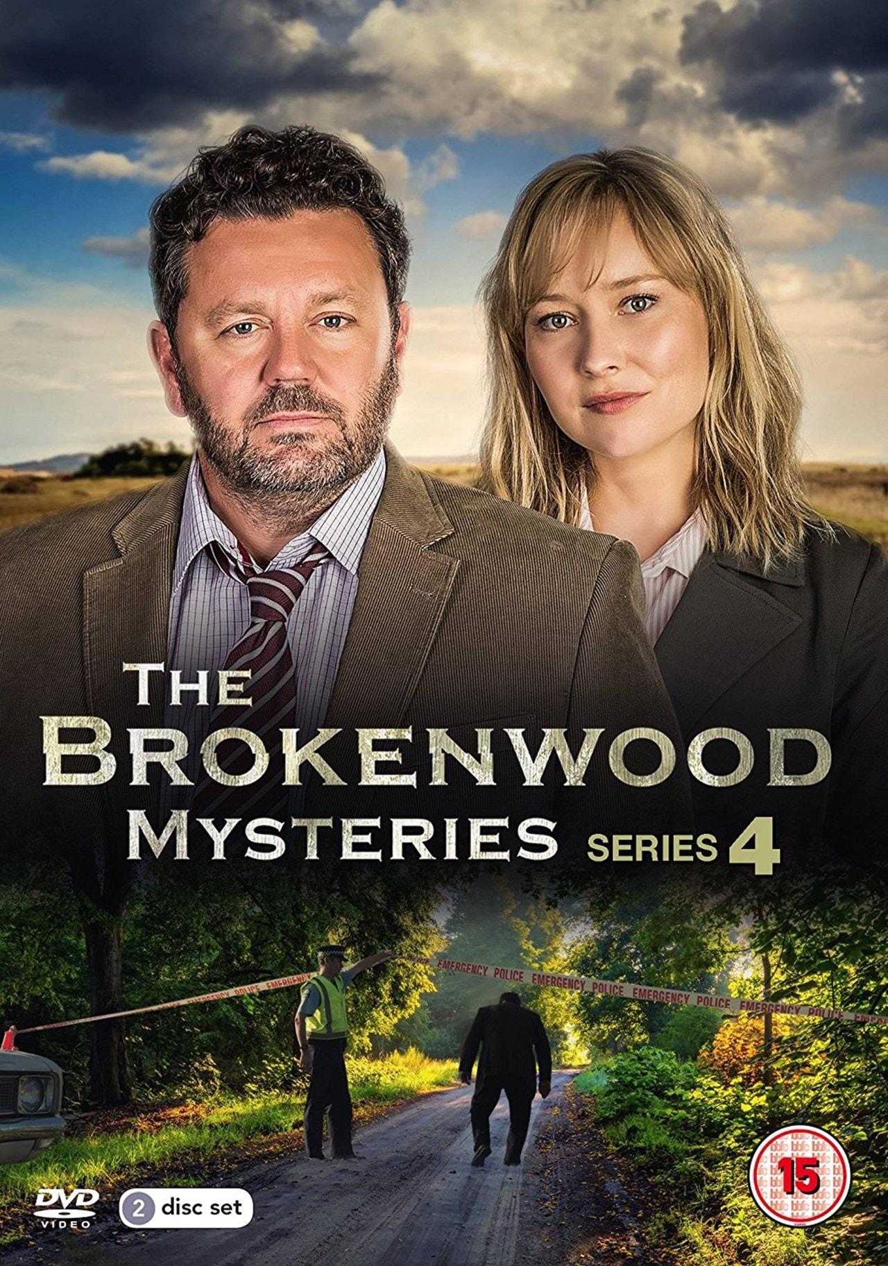 The Brokenwood Mysteries: Series 4 - 1