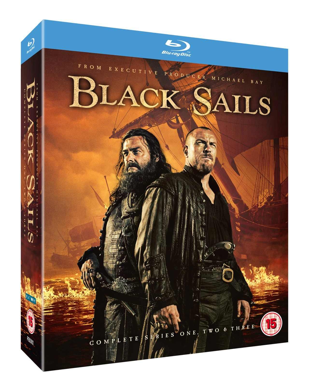 Black Sails: Complete Series One, Two & Three - 2