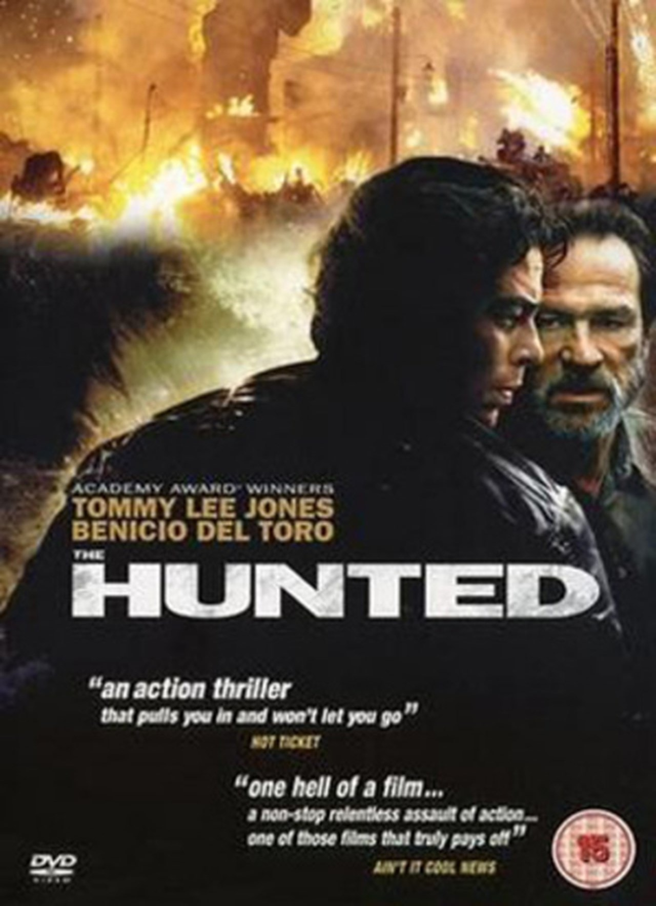 The Hunted - 1