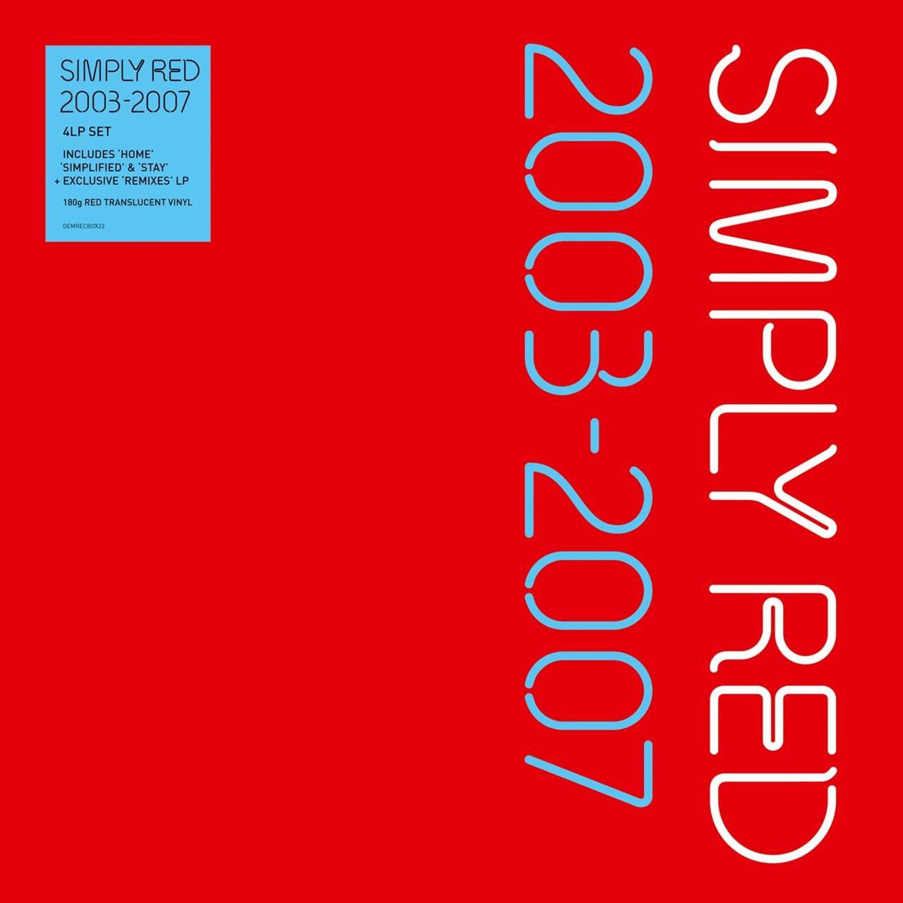 2003-2007 - 1