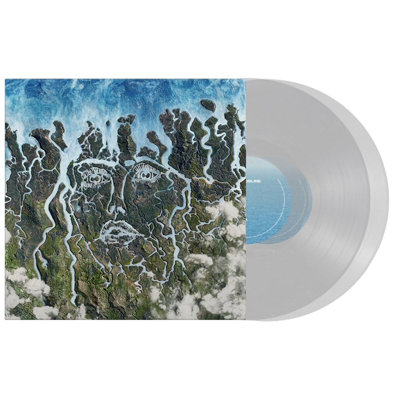Energy - Limited Edition Clear Vinyl - 1