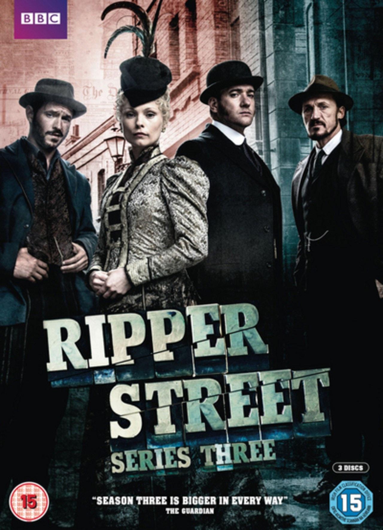 Ripper Street: Series 3 - 1