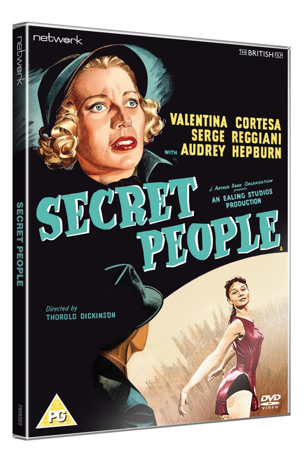 Secret People - 2