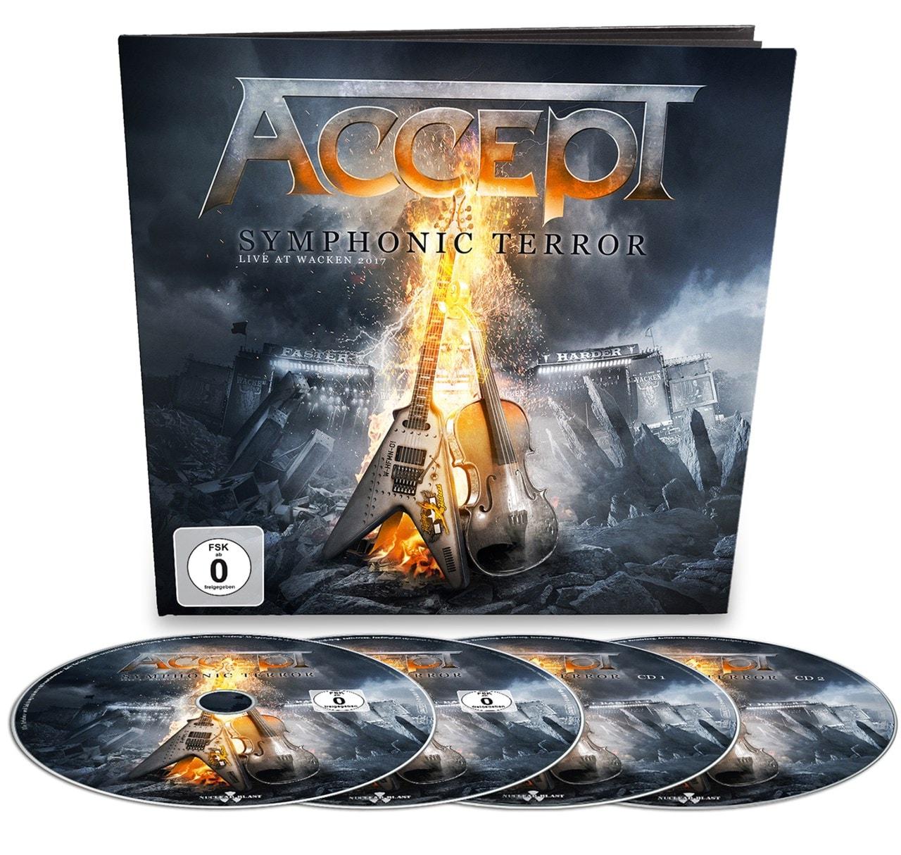 Accept: Symphonic Terror - Live at Wacken 2017 - 1