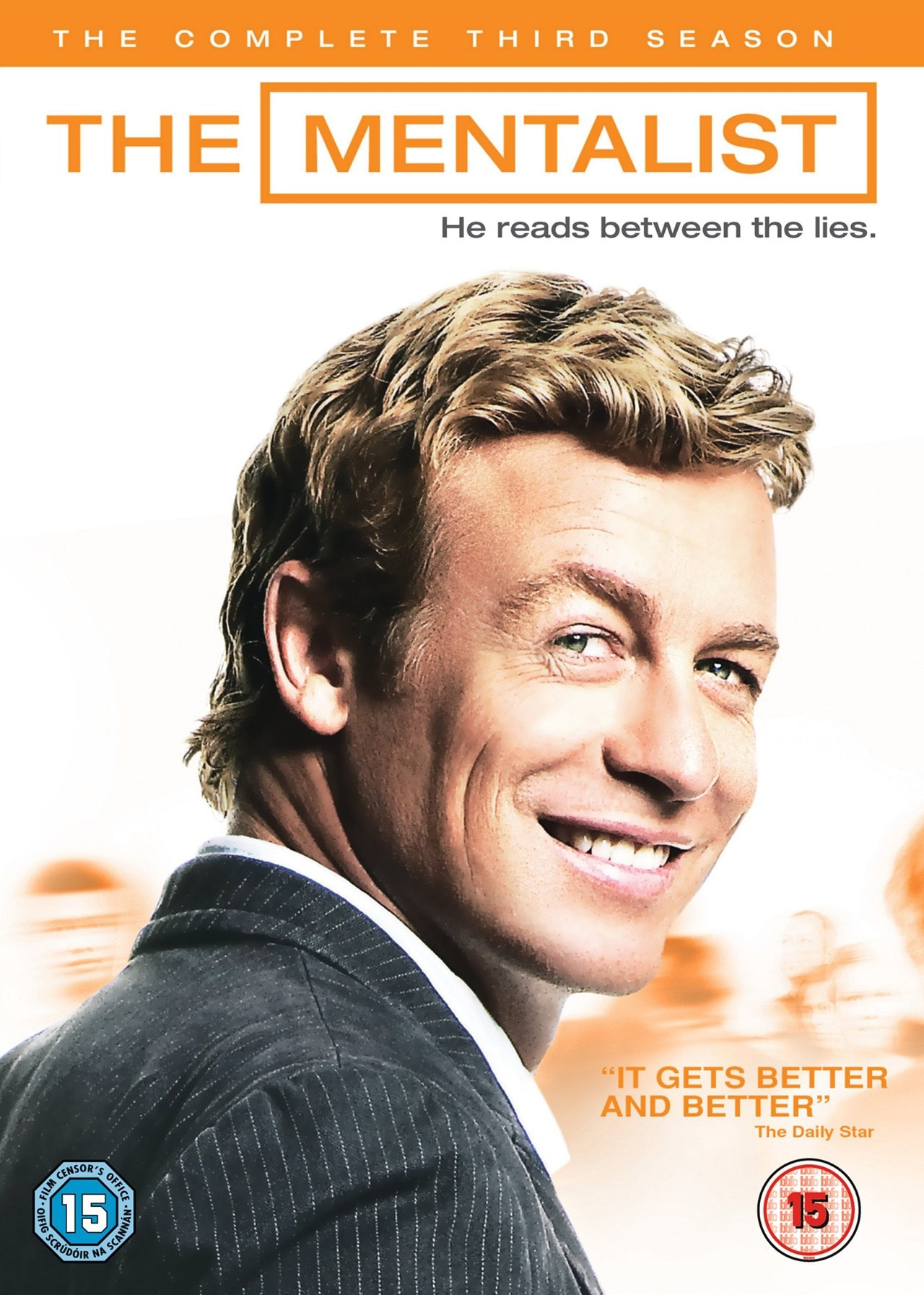 The Mentalist: The Complete Third Season - 1