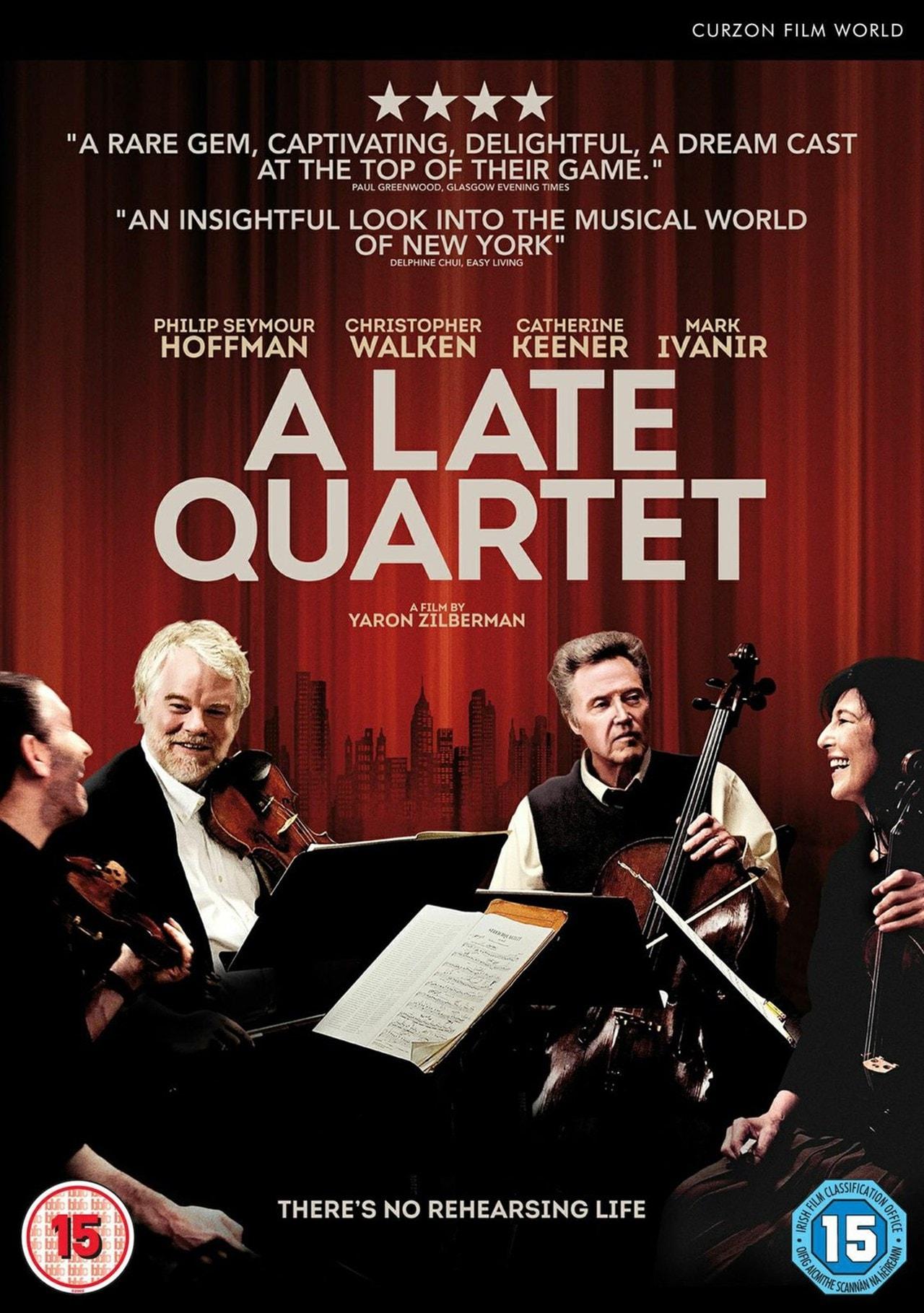 A Late Quartet - 1