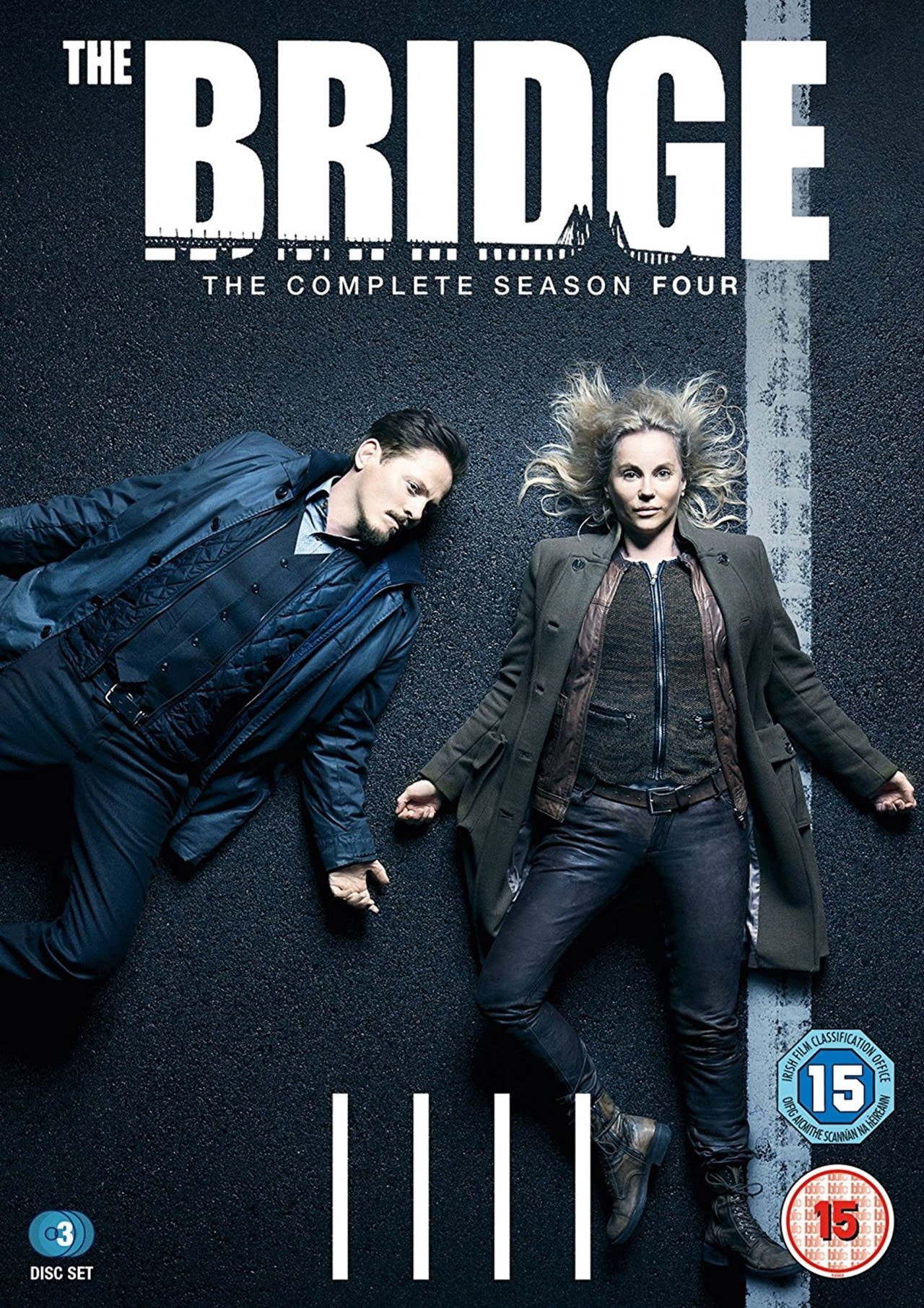 The Bridge: The Complete Season Four - 1