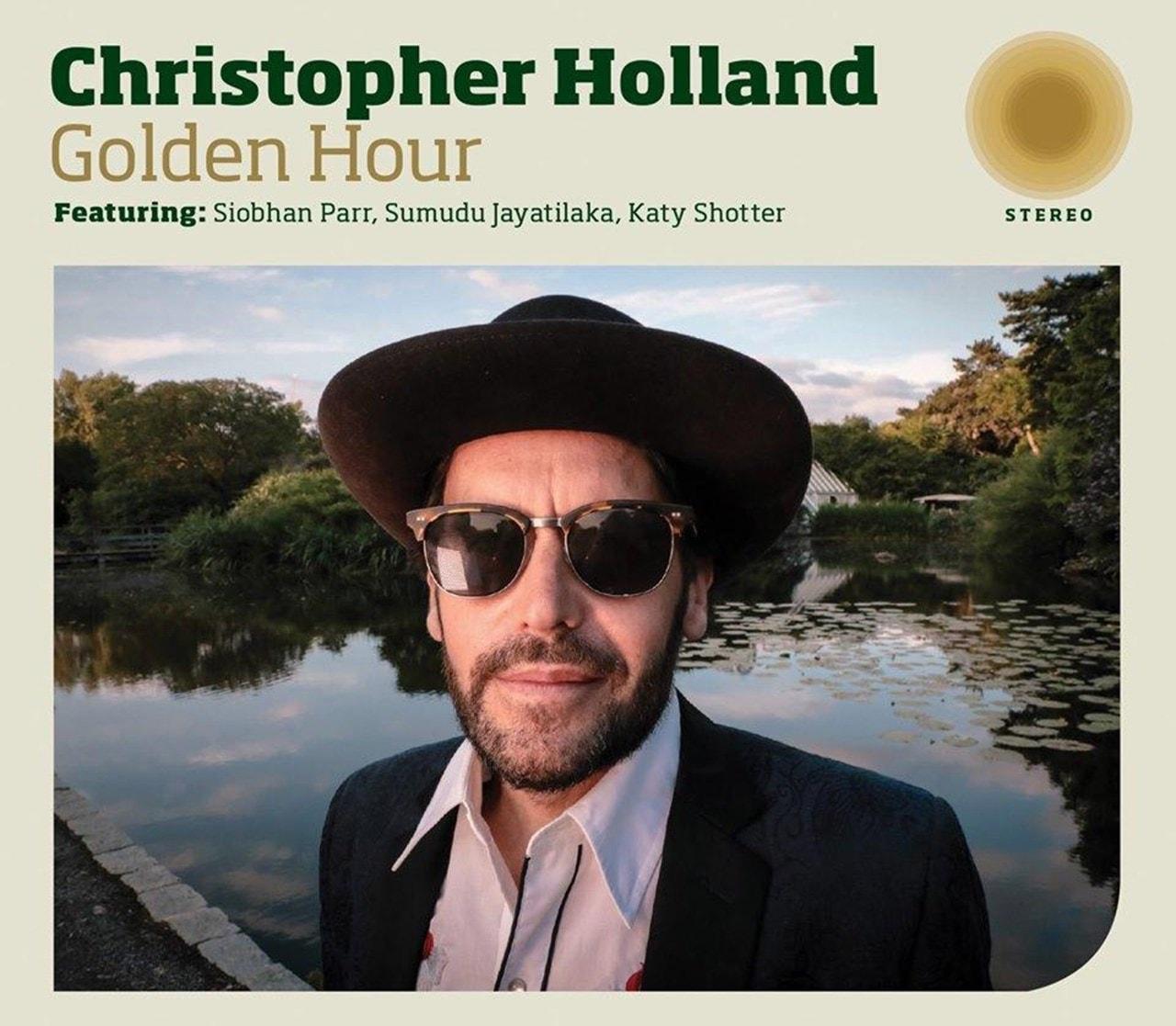 Golden Hour - 1