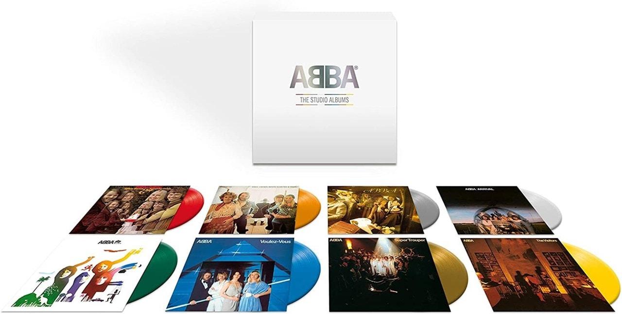 The Studio Albums - 1