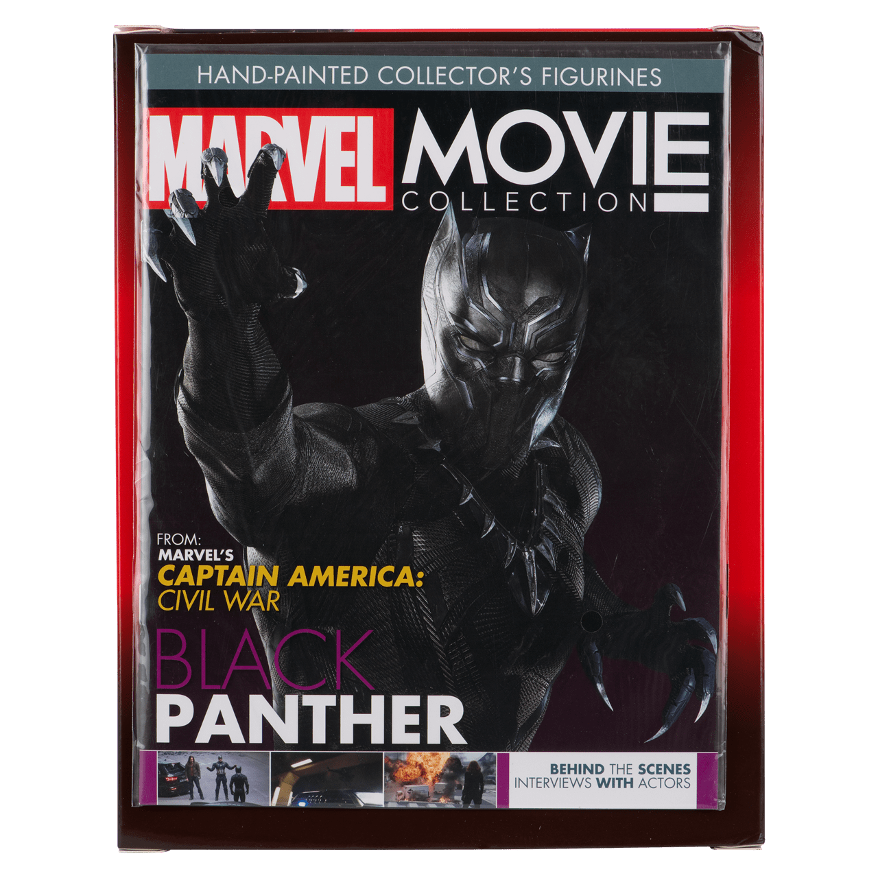 Black Panther: Marvel Figurine: Hero Collector - 4