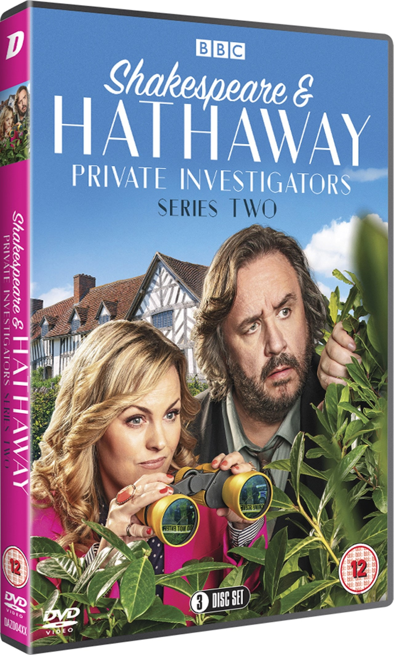 Shakespeare & Hathaway - Private Investigators: Series Two - 2