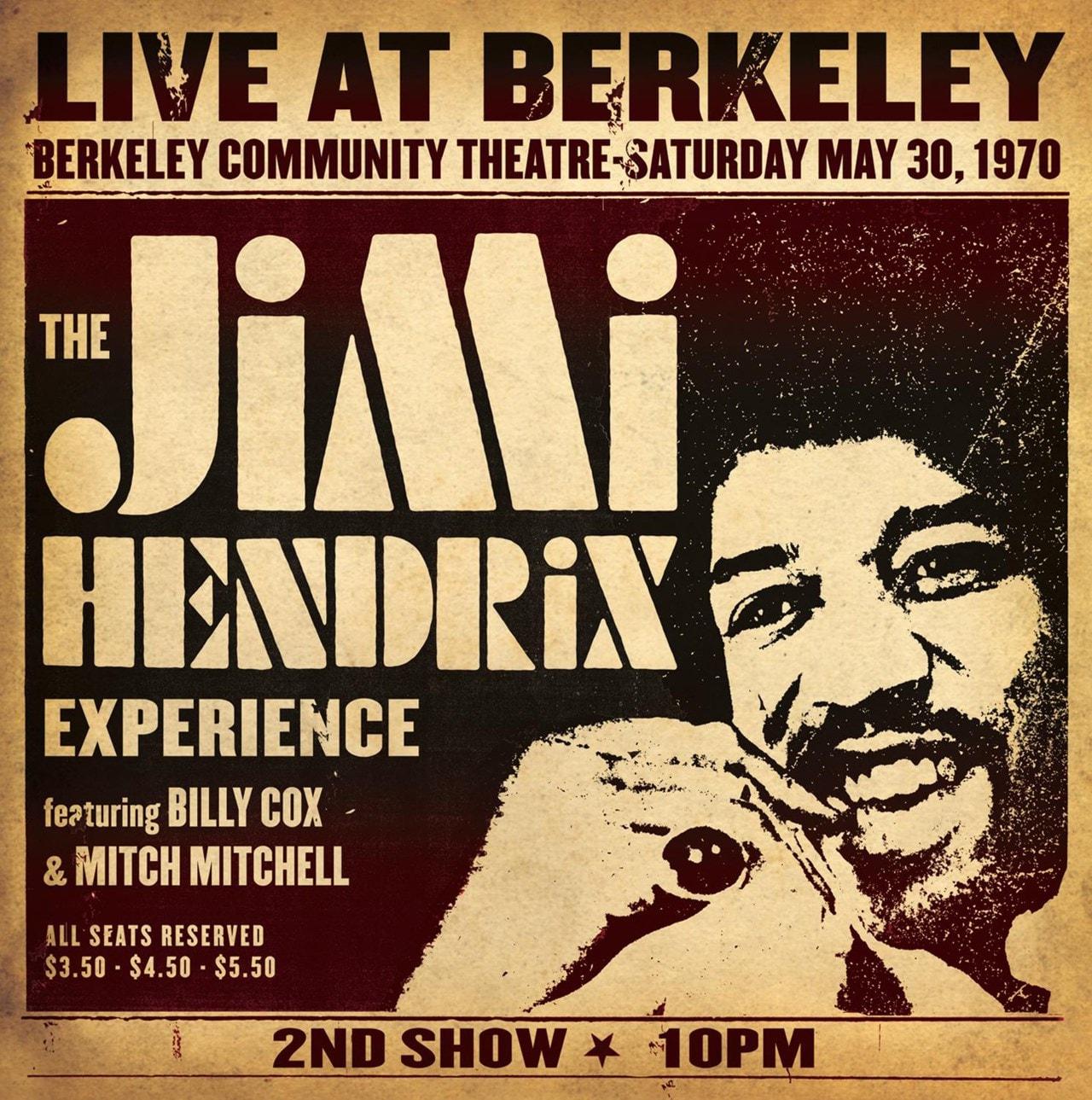 Live at Berkeley - 1