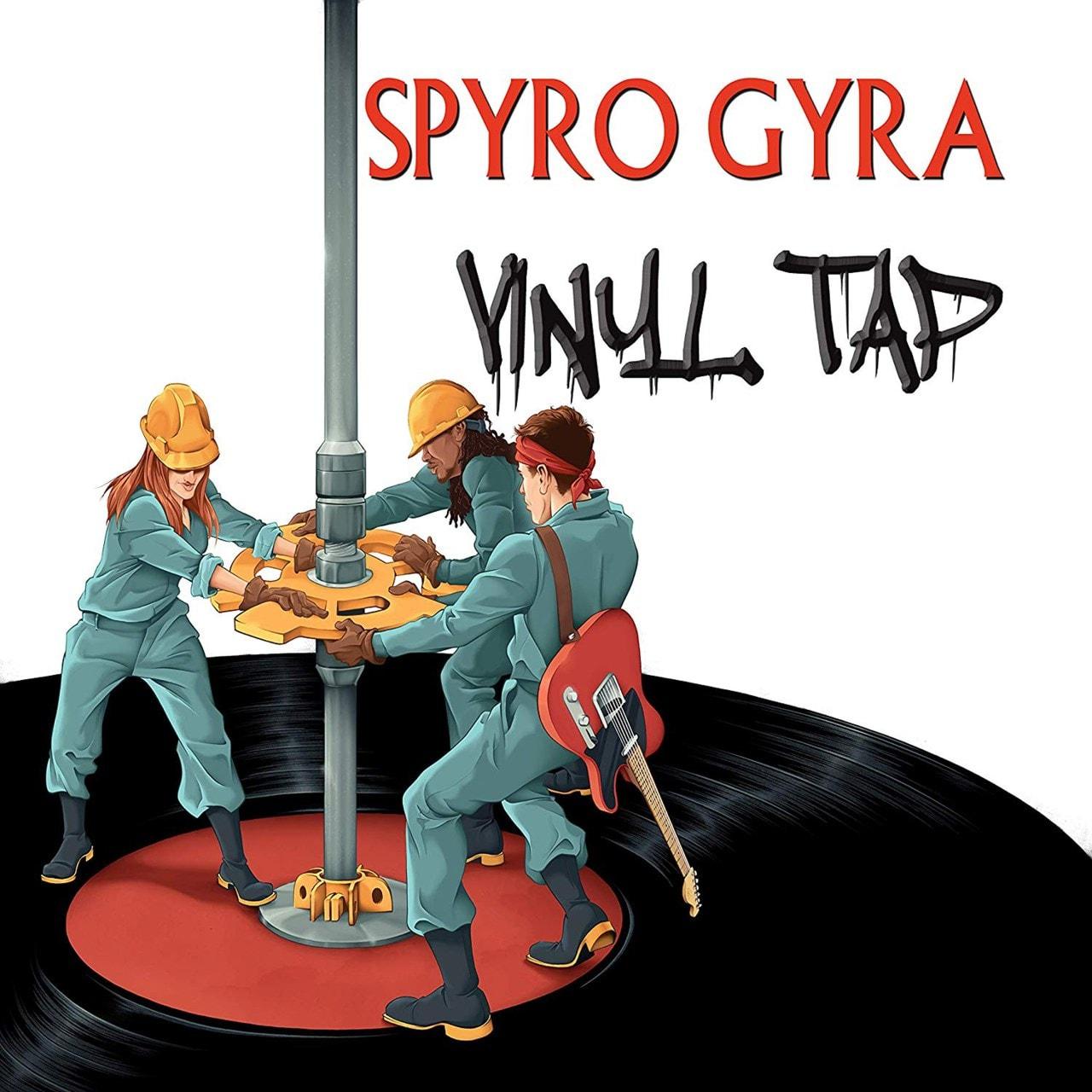 Vinyl Tap - 1
