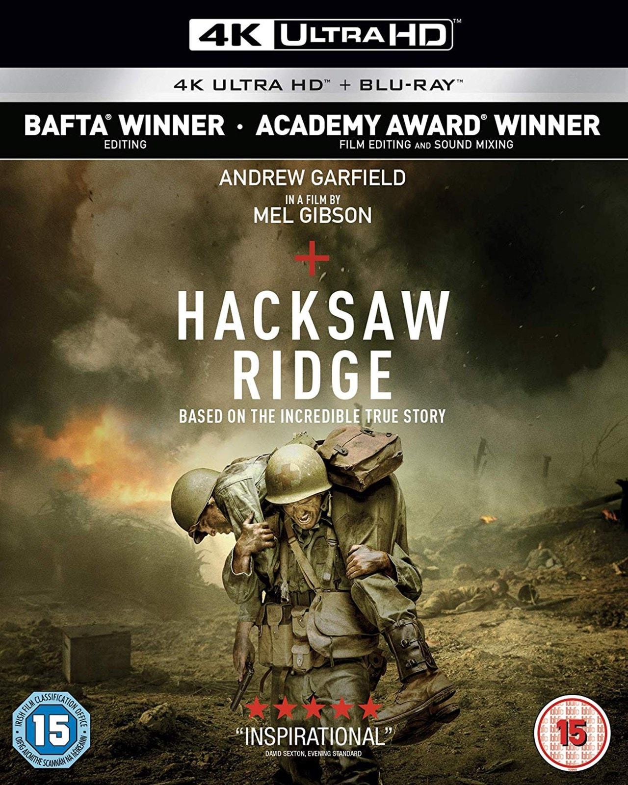 Hacksaw Ridge - 1
