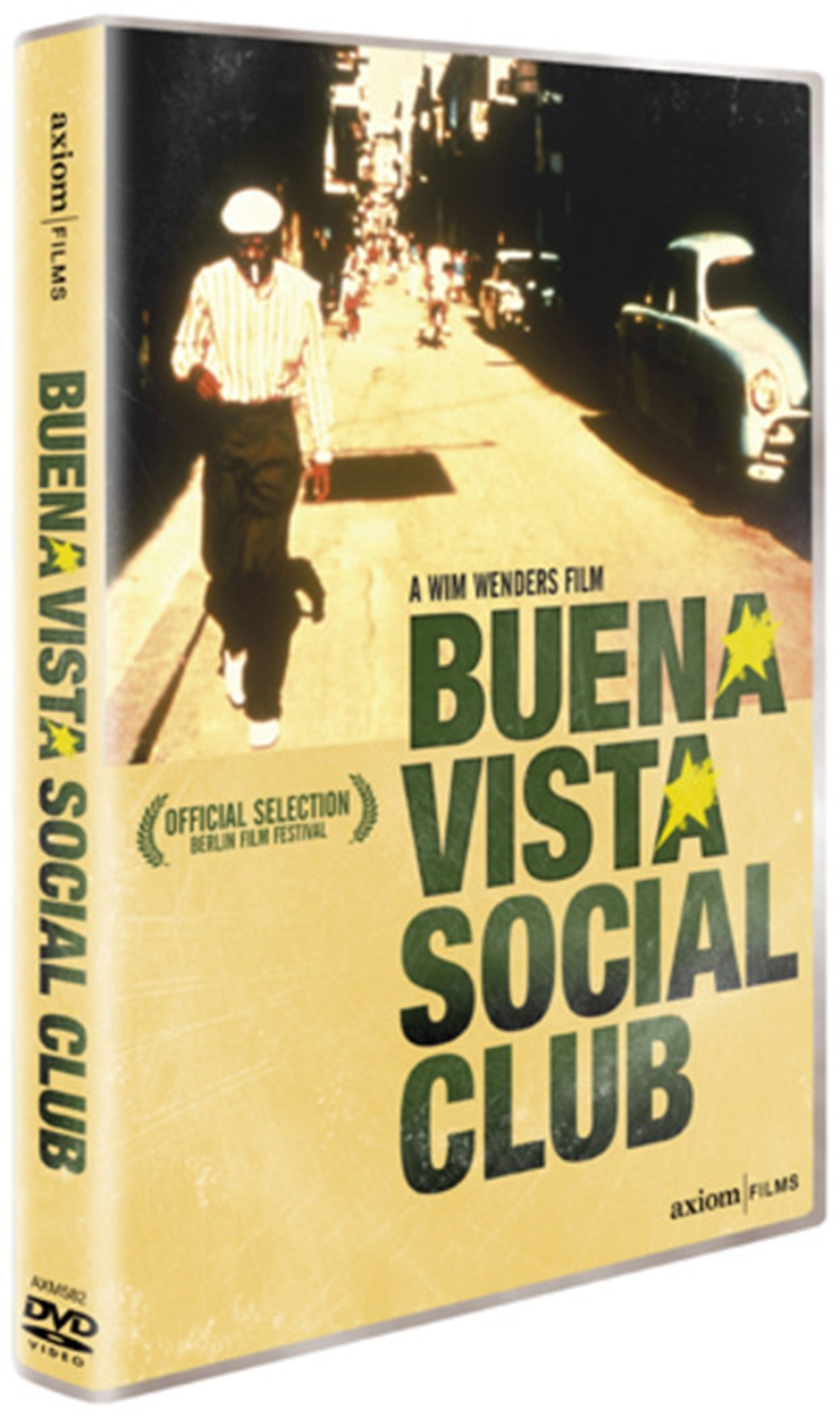 Buena Vista Social Club Dvd Free Shipping Over 20 Hmv Store