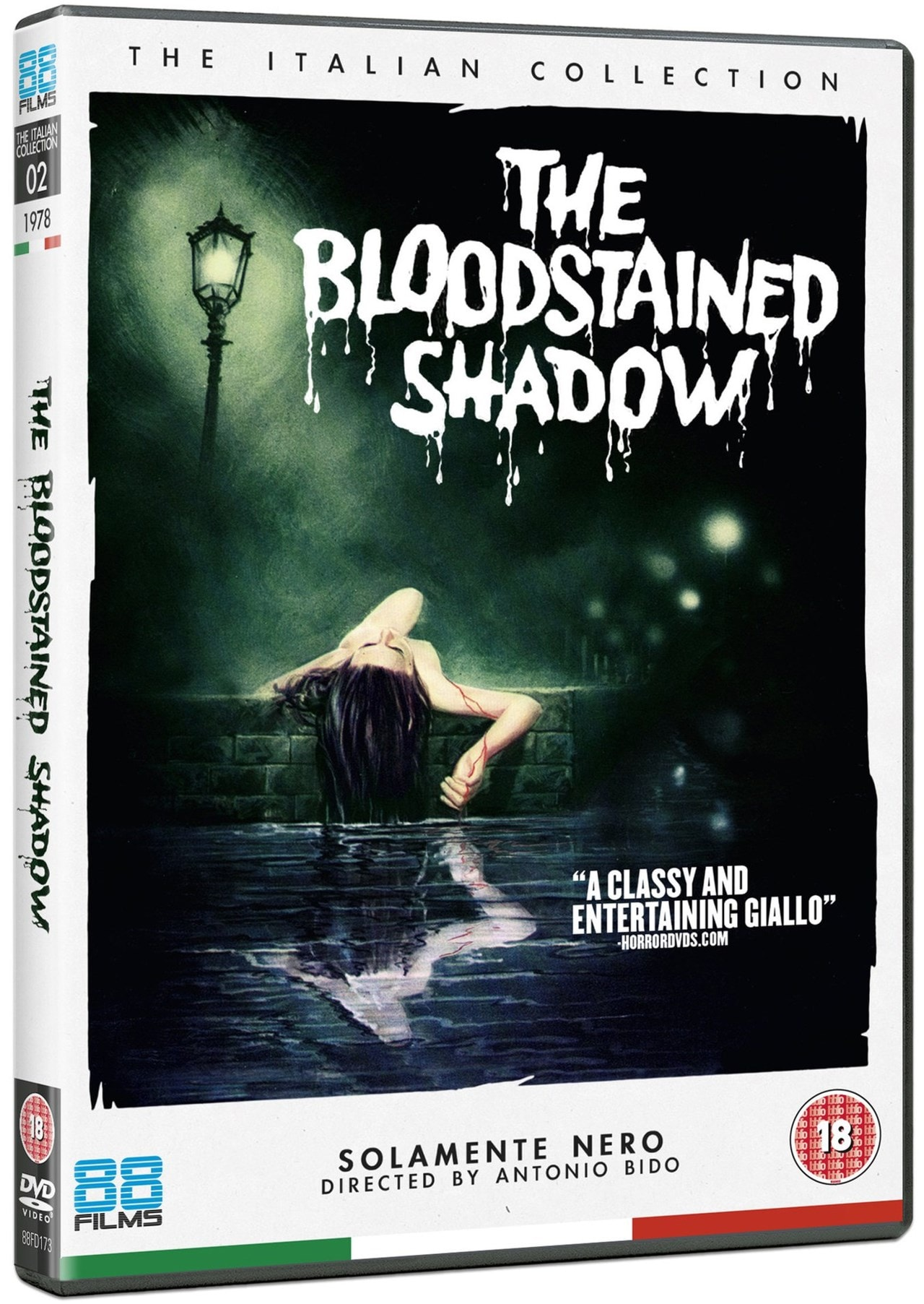 The Bloodstained Shadow - 2