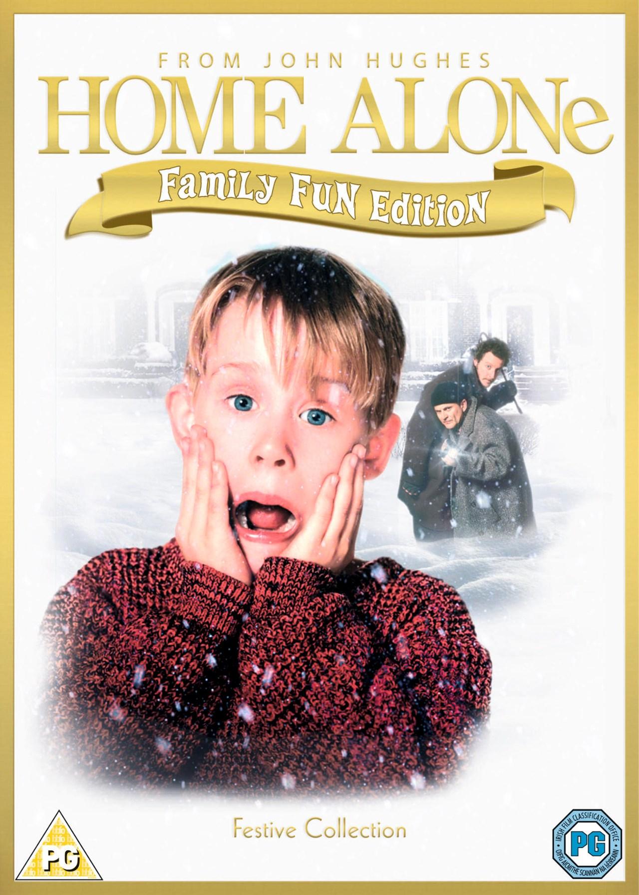 Home Alone (hmv Christmas Classics) - 1